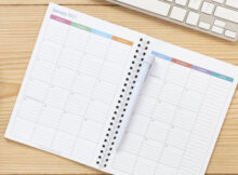 Printable A5 Monthly Planner 2021 Organize And Plan Your
